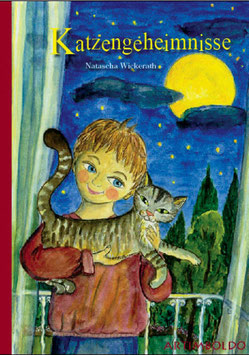 "Kinderbuch ""Katzengeheimnisse"""