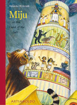 "Kinderbuch Englisch ""Miju in the Land of the Cats"""