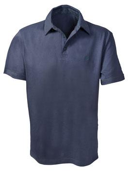 Polo-Hemd Männer grau