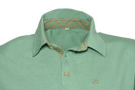 Polo-Hemd Männer Mint