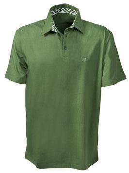 Polo-Hemd Männer grün