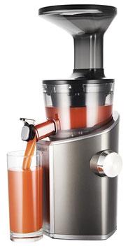 Dahlert SJ-19 (baugleich Hurom H101)  + 2 Saftflaschen 0,5 L + Rezeptbuch