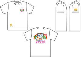 ハワイ町田フェスティバル開催記念STAFF Tシャツ XL 送料無料完売!
