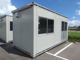 No.10000838-01 5.4mユニットハウス単棟【販売中】