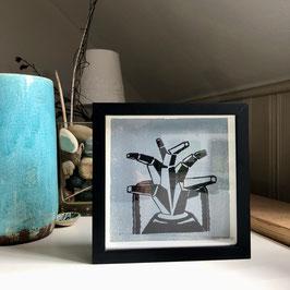 Linoldruck: Projekt 365 - Nr. 30