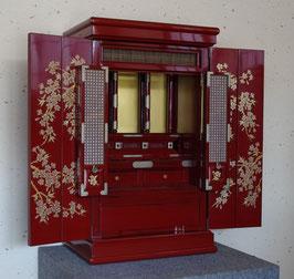飯山仏壇15号(根来塗)