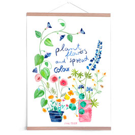 Poster *Plant Flowers*