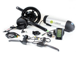Bafang E-Drive conversion set hubmotor