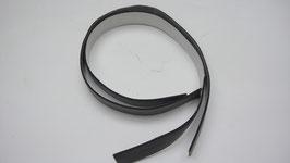 Gummieinlage Set für Wärmespeicher Spannband , selbstklebend.  Inhalt 2 Stück
