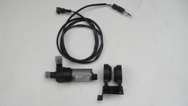 Set bestehend aus :12 Volt Umwälzpumpe, Kabelsatz, Gummilagerung Pumpe , und Halteblech.