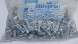 Einpress-Bolzen / Schrauben  M8      Set bestehend aus :15 Stück
