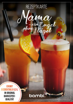 SEX ON THE BEACH (Mama Special) Cocktail-Box