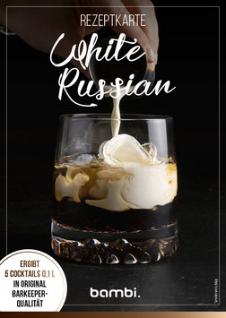 WHITE RUSSIAN Cocktail-Box