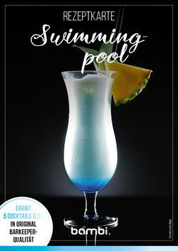 SWIMMINGPOOL Cocktail-Box