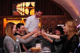 Anmedlung Spirituosen Kombi Tasting- Gin, Whiskey & Rum (offener Kurs)