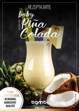BABY PINA COLADA (ALKOHOLFREI) Cocktail-Box