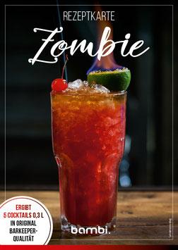 ZOMBIE Cocktail-Box
