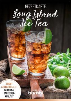 LONG ISLAND ICE TEA Cocktail-Box