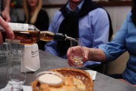 """Tasting-Box und Anmeldung DIGITALES Rum Tasting """"Das flüssige Gold und die Schokolade"""" (offener Kurs)"""