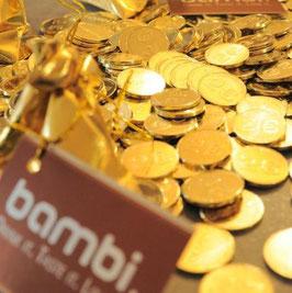 Bambi-Münzen