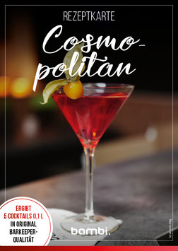 COSMOPOLITAN Cocktail-Box