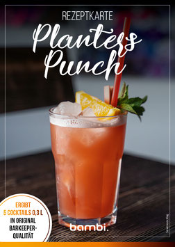 PLANTERS PUNCH Cocktail-Box