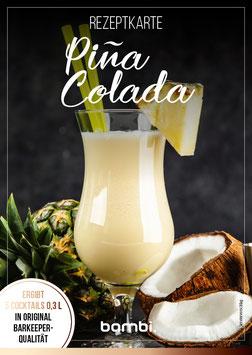 PINA COLADA Cocktail-Box