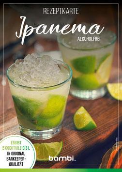 IPANEMA (alkoholfrei) Cocktail-Box