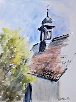 Fridolinskapelle 2, 30 x 40 cm