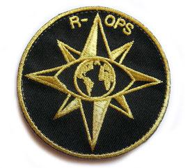 ÉCUSSON R-OPS (reconnaissance opérations spéciales )