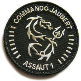 ÉCUSSON COMMANDO JAUBERT ASSAUT 1