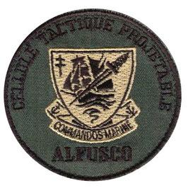 ÉCUSSON ALFUSCO