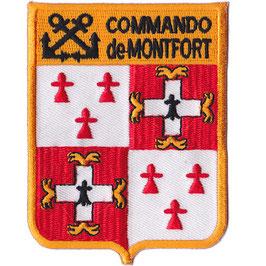 ÉCUSSON COMMANDO DE MONTFORT CLASSIC