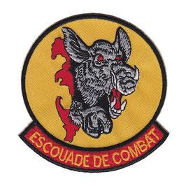 ÉCUSSON ESCOUADE DE COMBAT LORIENT