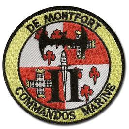 ÉCUSSON COMMANDO DE MONTFORT GROUPE 2