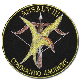 ÉCUSSON COMMANDO JAUBERT ASSAUT 3