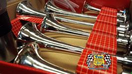 Melodie-Horn mit Kompressor