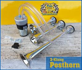 Posthorn 2.0
