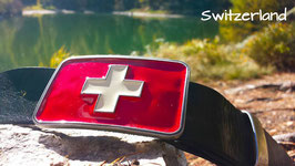 Switzerland Gurtschnalle (ohne Gürtel)