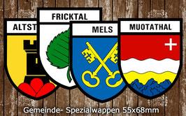 Gemeinde- und Spezial-Wappen 5568