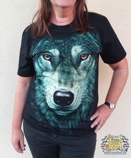 """T-Shirt """"Green Wolf"""""""