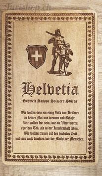 """Holzbrett """"Helvetia"""""""