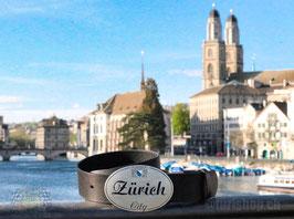 Zürich-City Gürtelschnalle