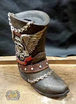 """Sparkasse """"Stiefel/Boot"""""""
