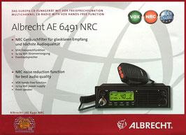 CB-Funkgerät Albrecht AE 6491 VOX NRC