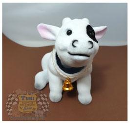 Wackel-Kuh sitzend