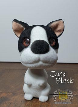 """Wackelhund """"JackBlack"""""""