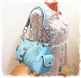 "Handtasche ""Baby Blue"""