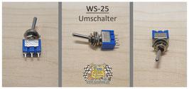 Umschalter WS-25 Switch