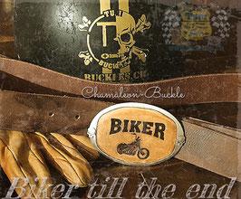"""Chamäleon """"Biker"""""""